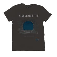 Load image into Gallery viewer, Cool Mixolydian b13 Scale T-Shirt