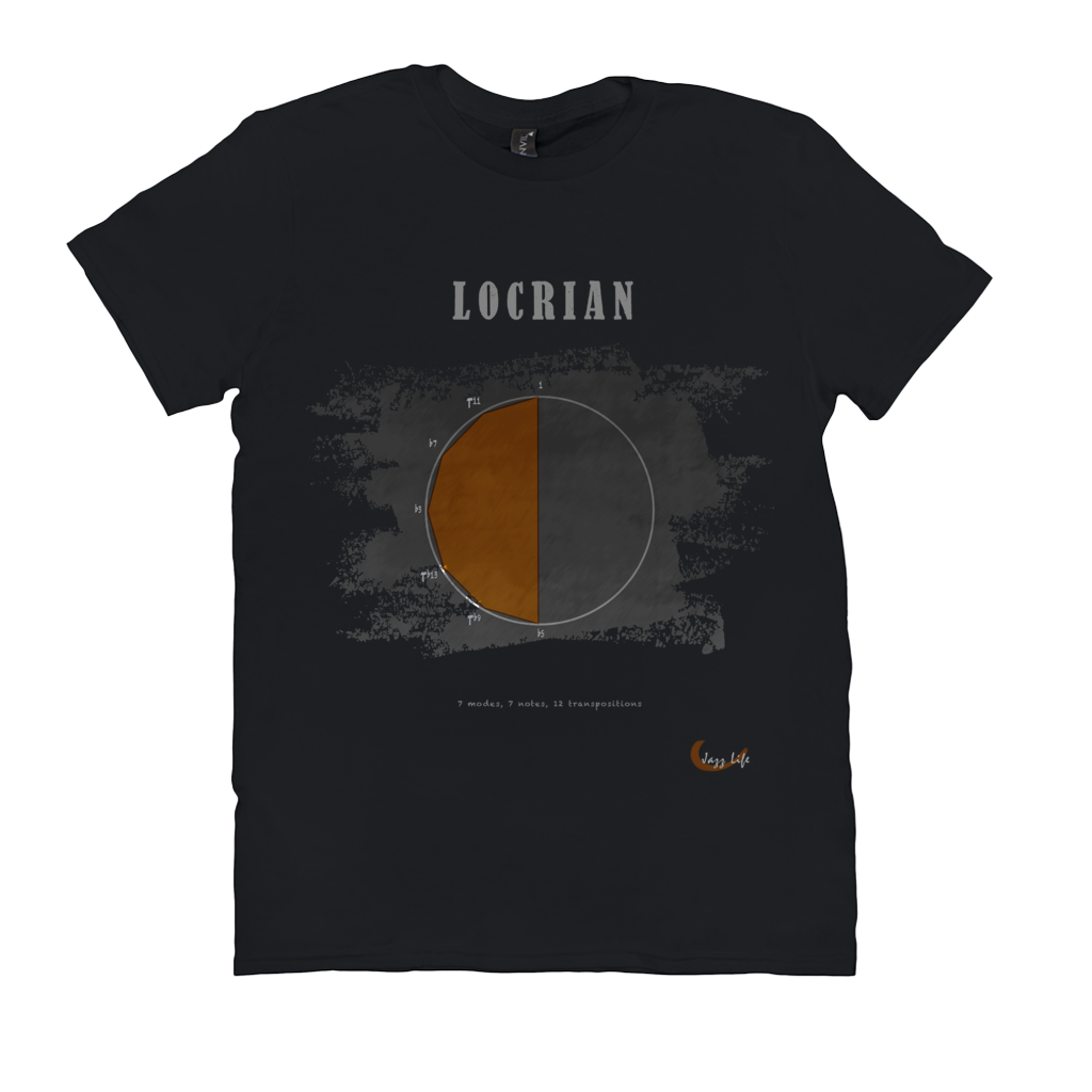 Cool Locrian Scale T-Shirt