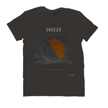 Load image into Gallery viewer, Cool Ionian Scale T-Shirt