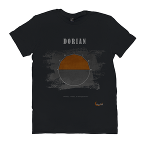 Cool Dorian Scale T-Shirt