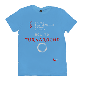 Fun Jazz Turnaround T-Shirt (Advanced) Version 2 Front & Back