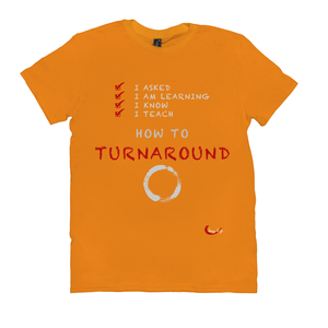 Fun Jazz Turnaround T-Shirt (Master) Front & Back Version A