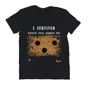 I Survived Mapping Tonal Harmony T-Shirts Version 2