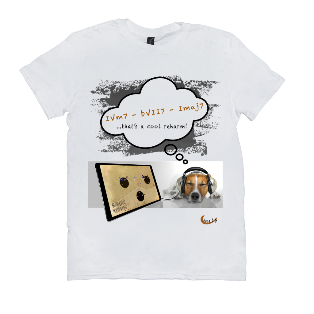 Reharmonization Puppy Thoughts T-Shirts