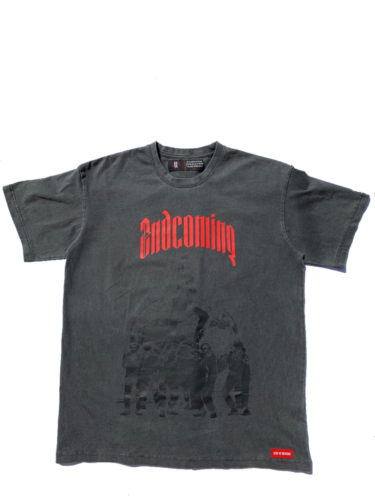 """Black Panther"" Aged T-Shirt"