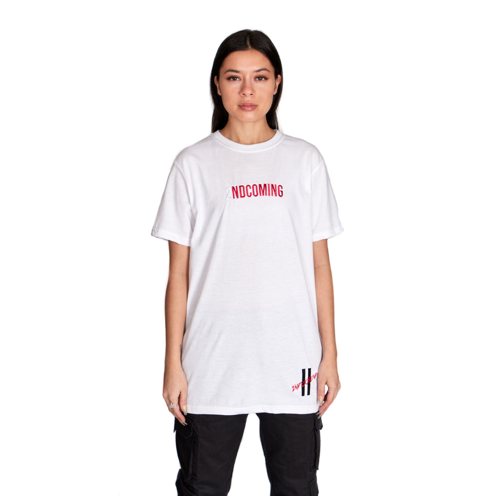 Essential Logo T-Shirt (White)