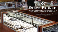 Scranton Local Jewelers Steve Pronko