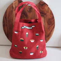Sushi Mini Cloth Bag