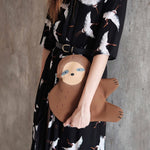 Sloth Bundle Sling Bag