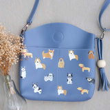 Dog Tassel Ball Bag