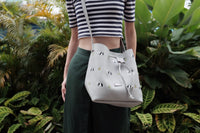 Avocado Pandas Bucket Bag