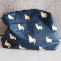 Corgi Clutch Bag