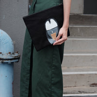 Penguin Bubble Tea Pouch