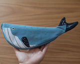 Huat the Whale Pouch