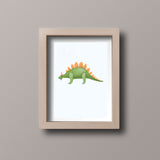 Party Dinosaur Postcard