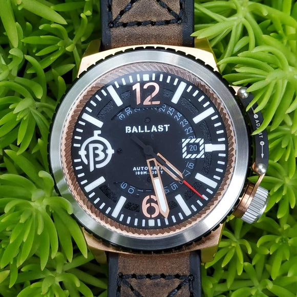 Ballast Trafalgar BL-3133-02 (Unique Complication)
