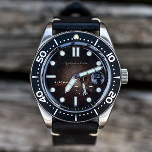 Spinnaker Croft SP-5058-03 (Black Fumé Dial)