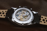 Mercer Lexington Bi-Compax Column Wheel Chronograph