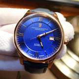 Waldhoff Renaissance - Royal Blue (with extra straps)