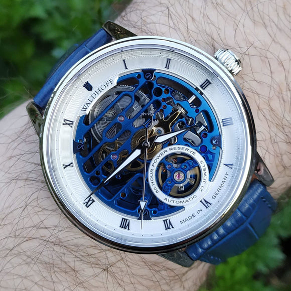 Waldhoff Capital - Royal Blue (80 Hour Power Reserve)