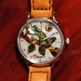 Celeste Tree Frog - Swiss Mvmt Ladies Watch