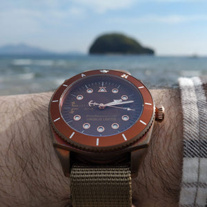 Viribus Unitis A24 Limited Edition (Pre-Aged Bronze)