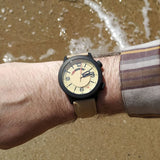 Draken Kalahari Limited Edition (Sand Dial, Black Case)