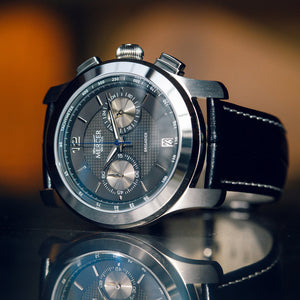 Mercer Brigadier Chronograph (Mecha-quartz)