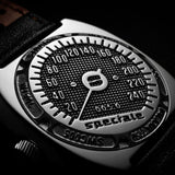 Straton Speciale - VK67 Mecha-Quartz (Stealth Black)