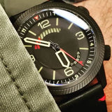 Draken Kalahari Limited Edition (Black Dial, Black Case)