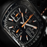 Straton Speciale - Swiss Valjoux 7750 (Stealth Black)