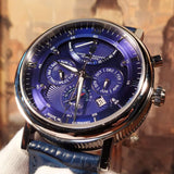 Waldhoff Multimatic - Royal Blue MW-03-B