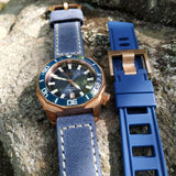 Decima Scylla LE (Blue) with Exclusive Bundle - 500m Swiss Mvmt CuSn8 Bronze