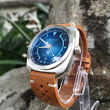 Direnzo DRZ_02 Blue SS - Swiss Made Limited Edition