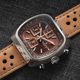 Straton Speciale - VK67 Mecha-Quartz (Brown, Polished Case)