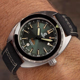 Ocean Crawler Core Diver - Blacked Out Limited Edition - 600m Swiss Mvmt (Regulated)