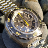 Zelos Hammerhead 2 1000M Steel Forged Carbon Limited Edition