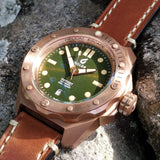 BOLDR Odyssey Bronze Green Limited Edition - 500m