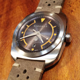 Direnzo DRZ_02 Grey SS - Swiss Made Limited Edition