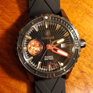 Neminus Spaceman - Mars Traveler - Swiss Made Limited Edition