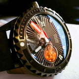 Neminus Spaceman - Mars Traveler - Swiss Made Limited Edition - Store Exclusive