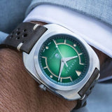 Direnzo DRZ_02 Green SS - Swiss Made Limited Edition