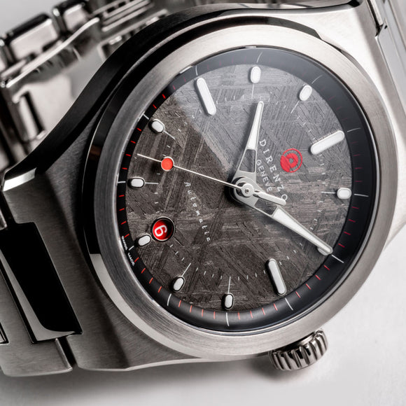 Direnzo DRZ04 Mondial Meteorite - Swiss Made Limited Edition