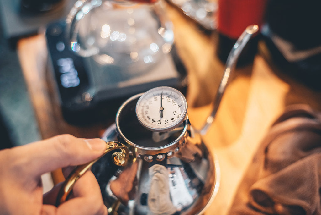 Coffee Brewing Temperature: Why it Matters?