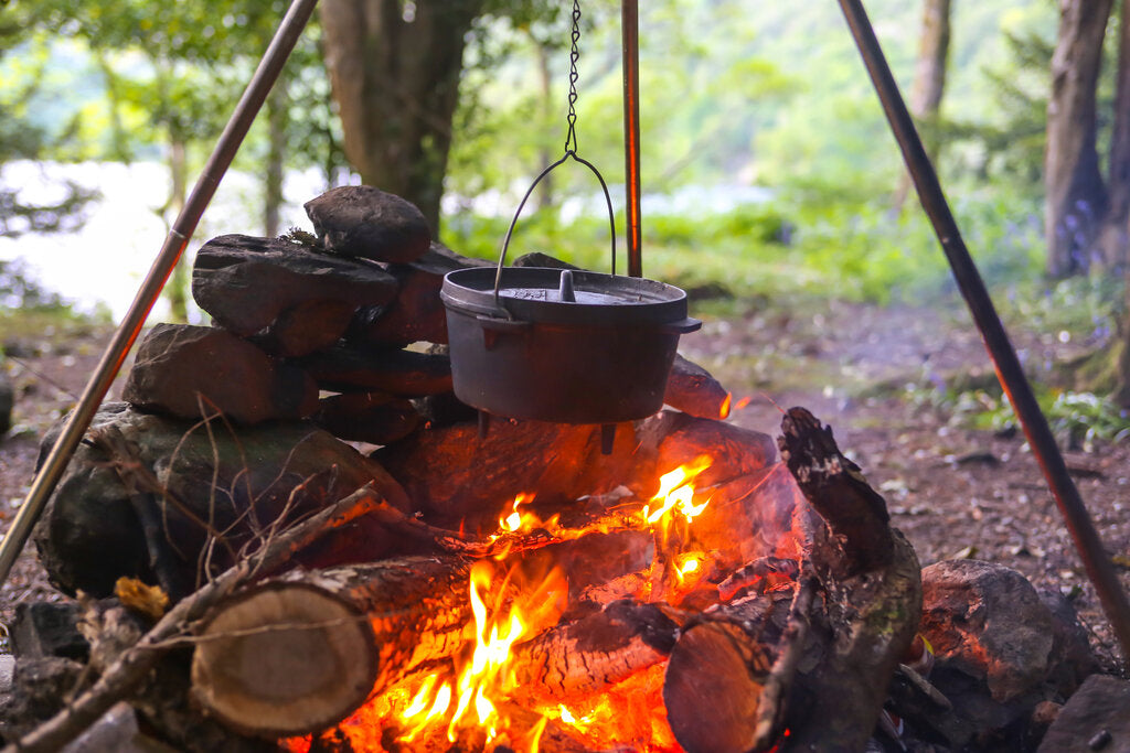 Campfire Cooking: How to Do It, What to Cook, and How to Keep Safe!