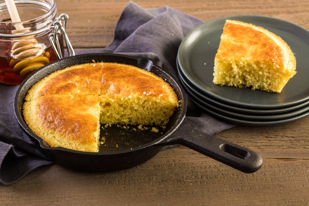 Skillet Cornbread: Simple Flawless Recipe