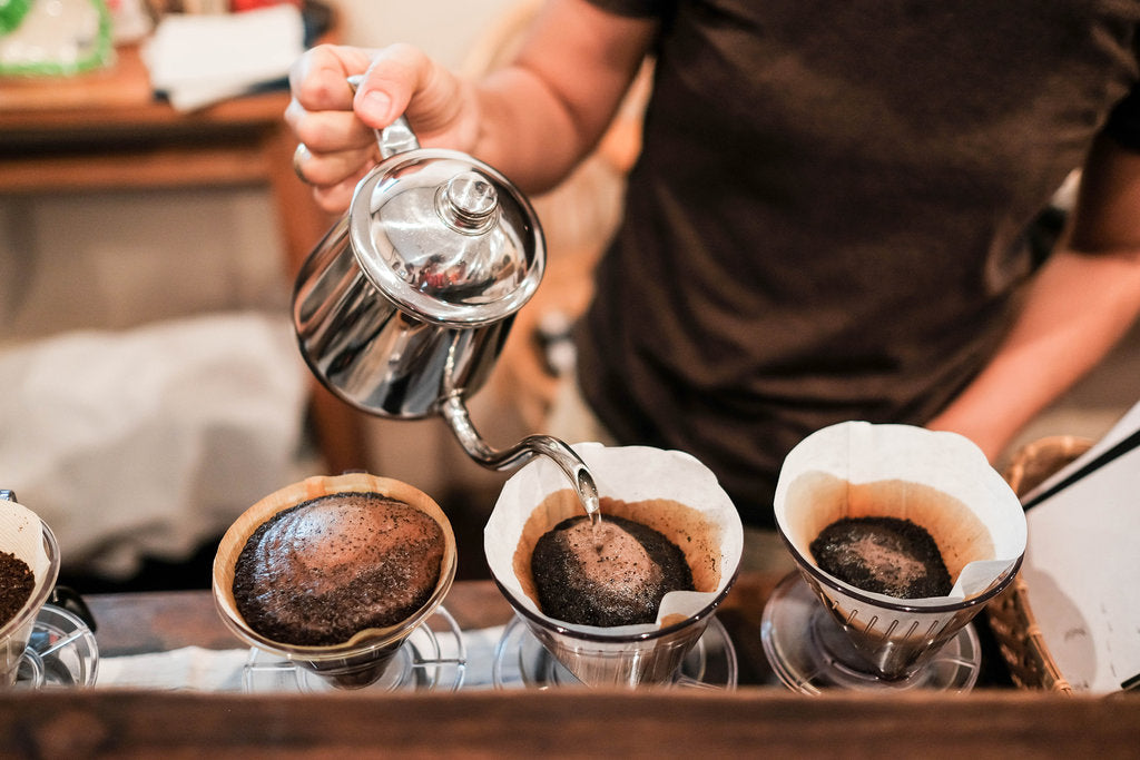 Coffee to Water Ratio: What is the Optimal One?