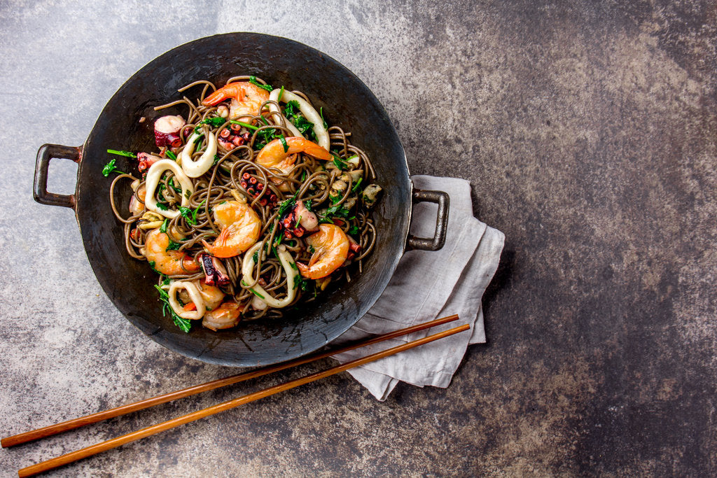 11 Wok Recipes to Cook During Quarantine!