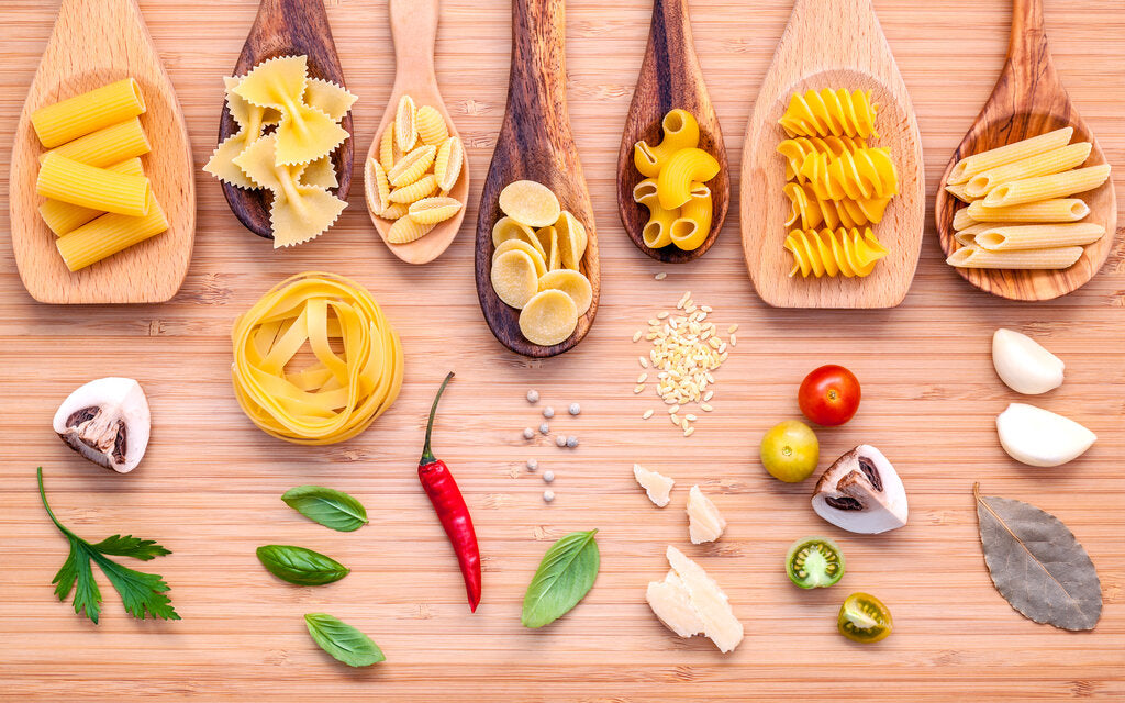 Homemade Pasta Shapes: Cool Pasta Shapes to Make at Home
