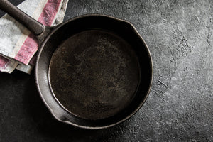 Cookware: How Can You Tell How Old a Cast Iron Skillet Is?